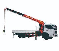 Manufacturers Exporters and Wholesale Suppliers of Truck mounted cranes Dubai Dubai