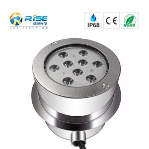 Manufacturers Exporters and Wholesale Suppliers of 27W 9x3W DMX512 LED Underwater Pool Light Longgang Shenzhen