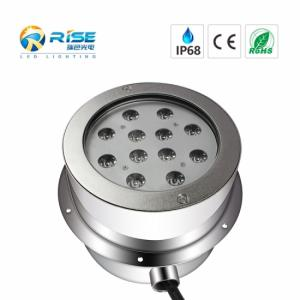 36w 12x3w Color Changing Led Pool Light