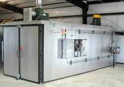 Powder Coating Oven & Liquid Painted Booth