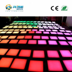 Manufacturers Exporters and Wholesale Suppliers of 500x500mm IP65 LED Dancing Floor Light Longgang Shenzhen