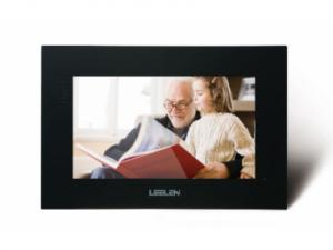 Color Lcd Touch Screen High Definition Video Indoor Station