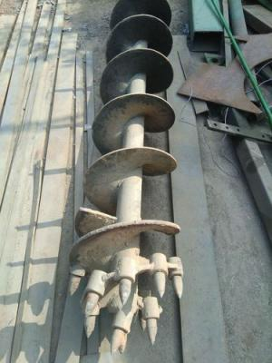 Post Hole Digger Auger