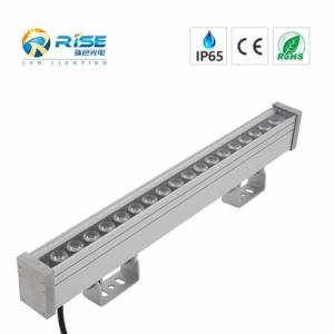 Manufacturers Exporters and Wholesale Suppliers of 500mm 18W IP65 LED Wall Washer With DMX Controller Longgang Shenzhen