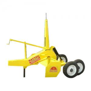 Automatic Tractor Laser Leveler