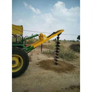 Tractor Post Hole Digger