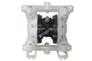 Manufacturers Exporters and Wholesale Suppliers of RW Air operated double diaphragm pump Suzhou