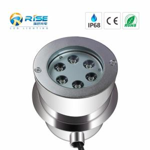 Manufacturers Exporters and Wholesale Suppliers of 18W 6x3W DMX Function LED Underwater Light Longgang Shenzhen